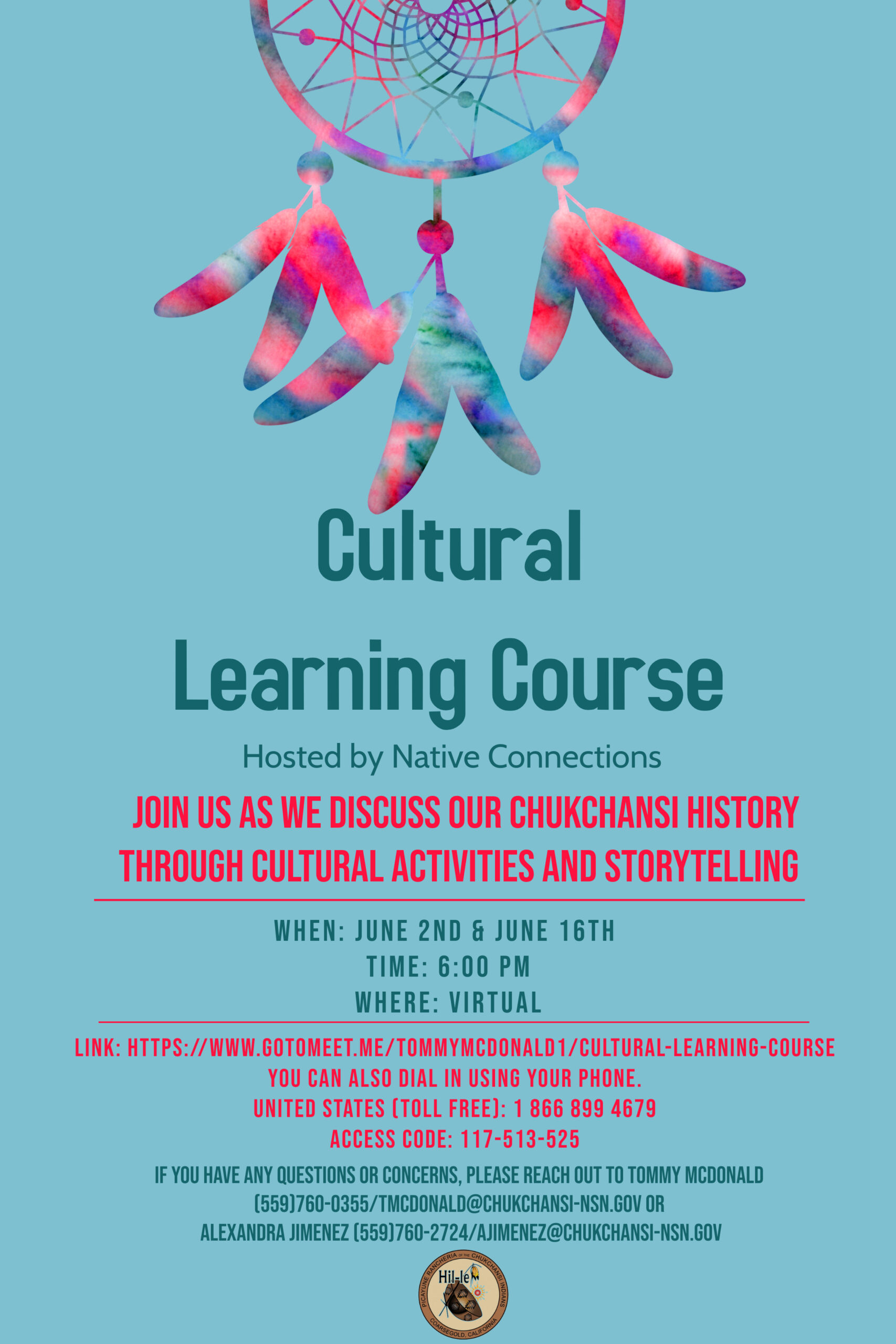 Cultural Learning Course @ online