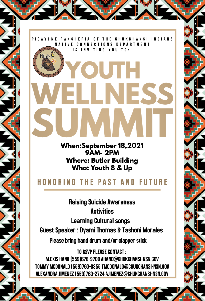 Youth Wellness Summit @ Butler Building